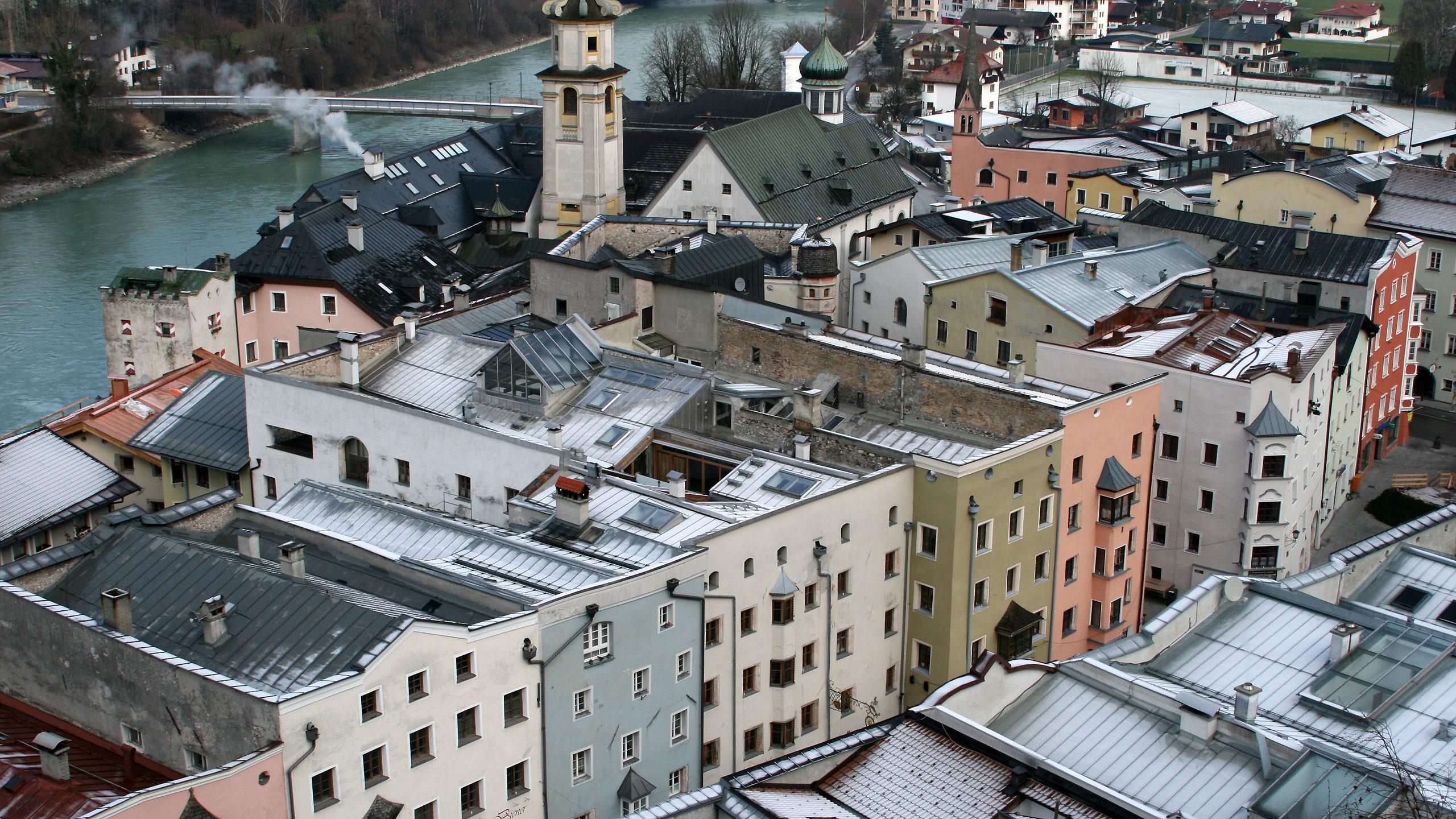 Rattenberg – szklane miasteczko w Tyrolu