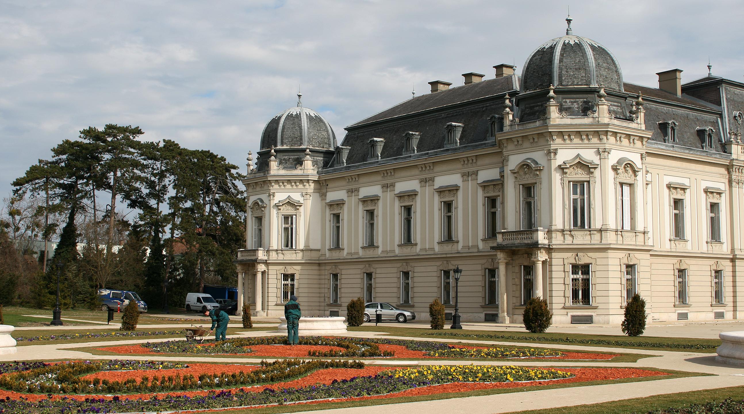 Węgry – pałac Festeticsów w Keszthely