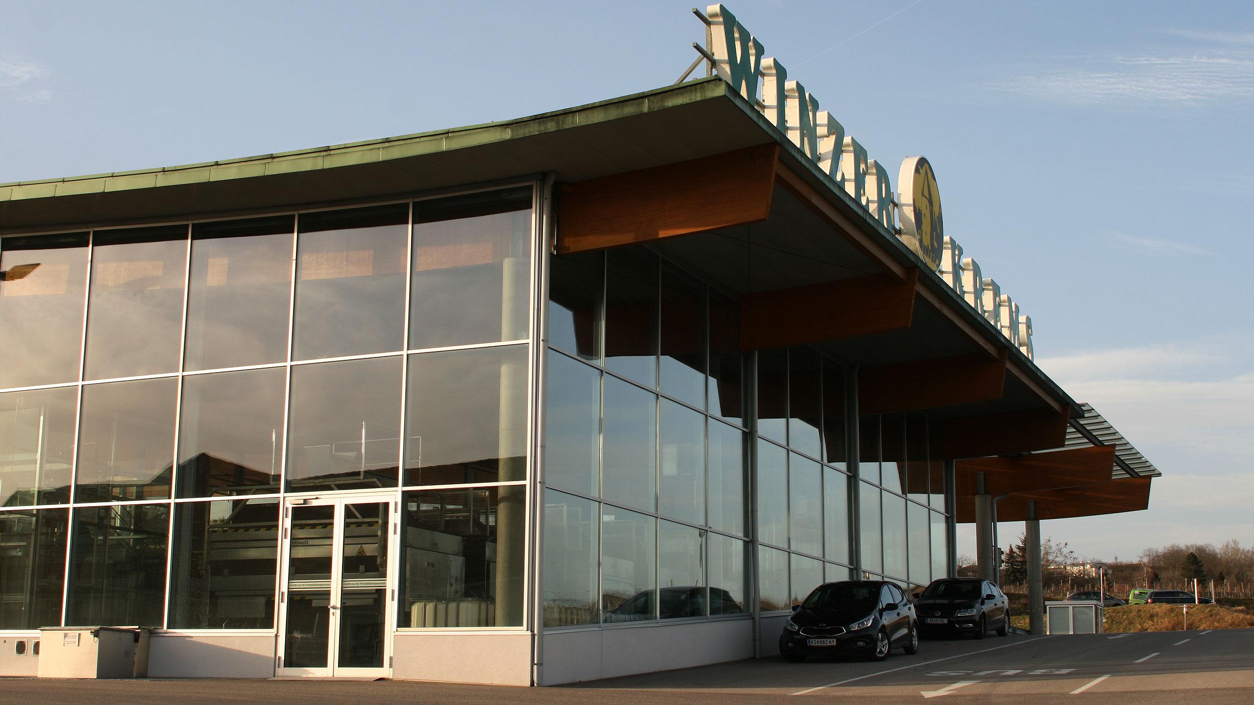 Winiarskie ABC – show w Winzer Krems