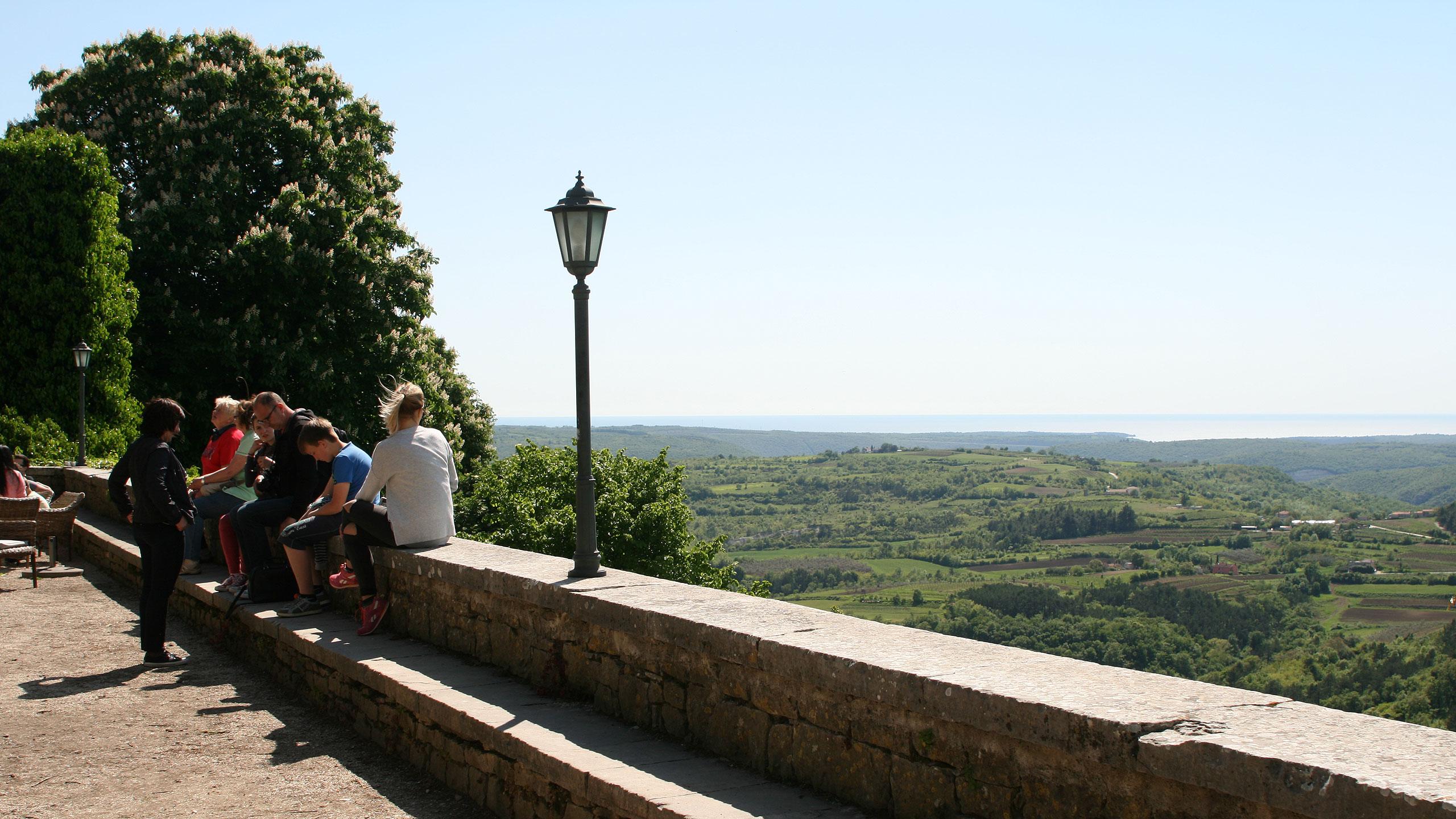 Grožnjan – mozaikowe miasteczko na Istrii