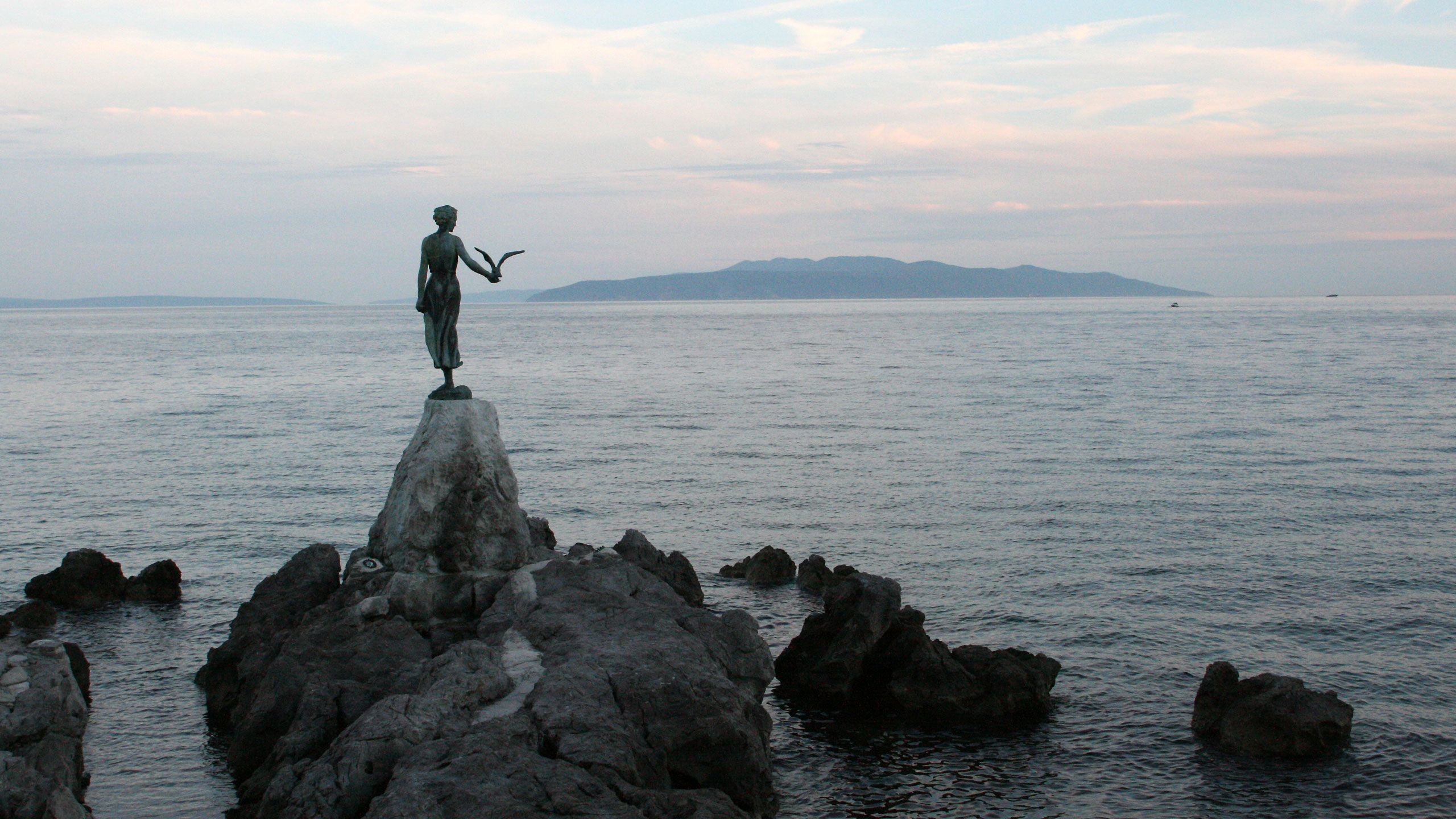 Chorwacja – I was in Opatija too