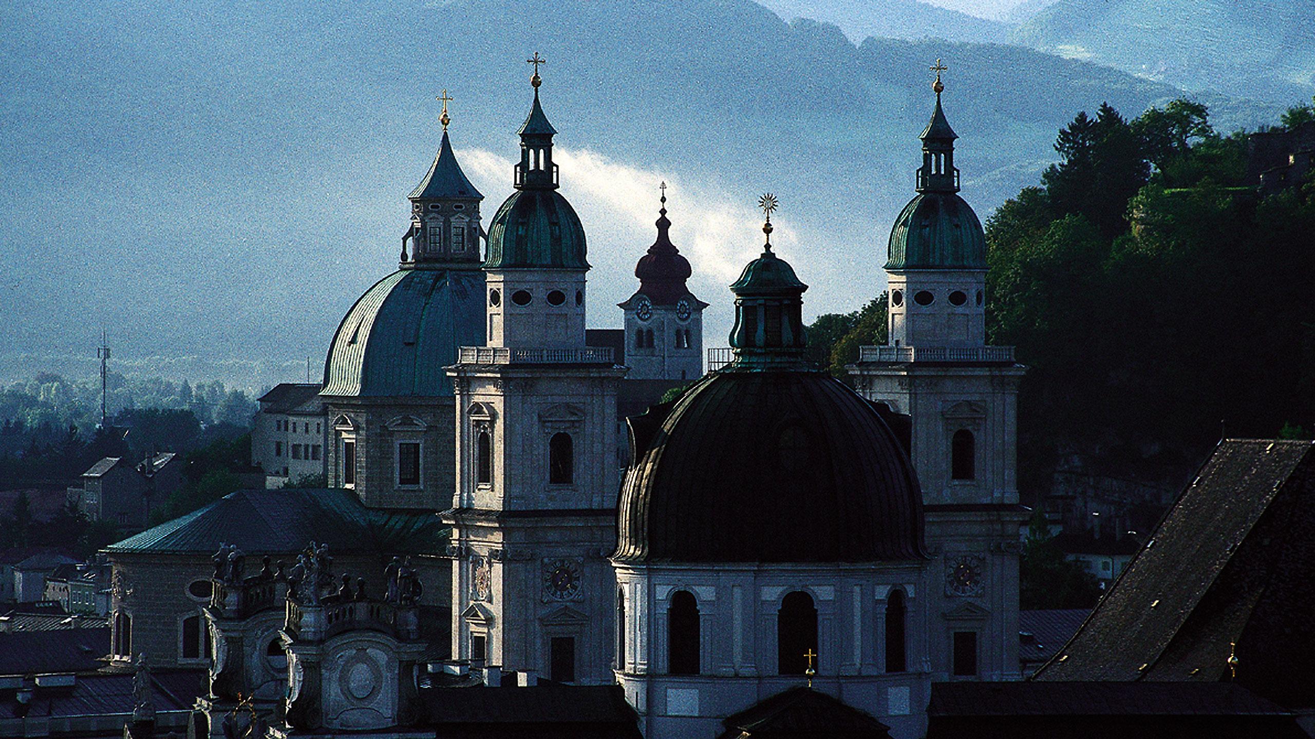 Salzburg – od 200 lat w Austrii