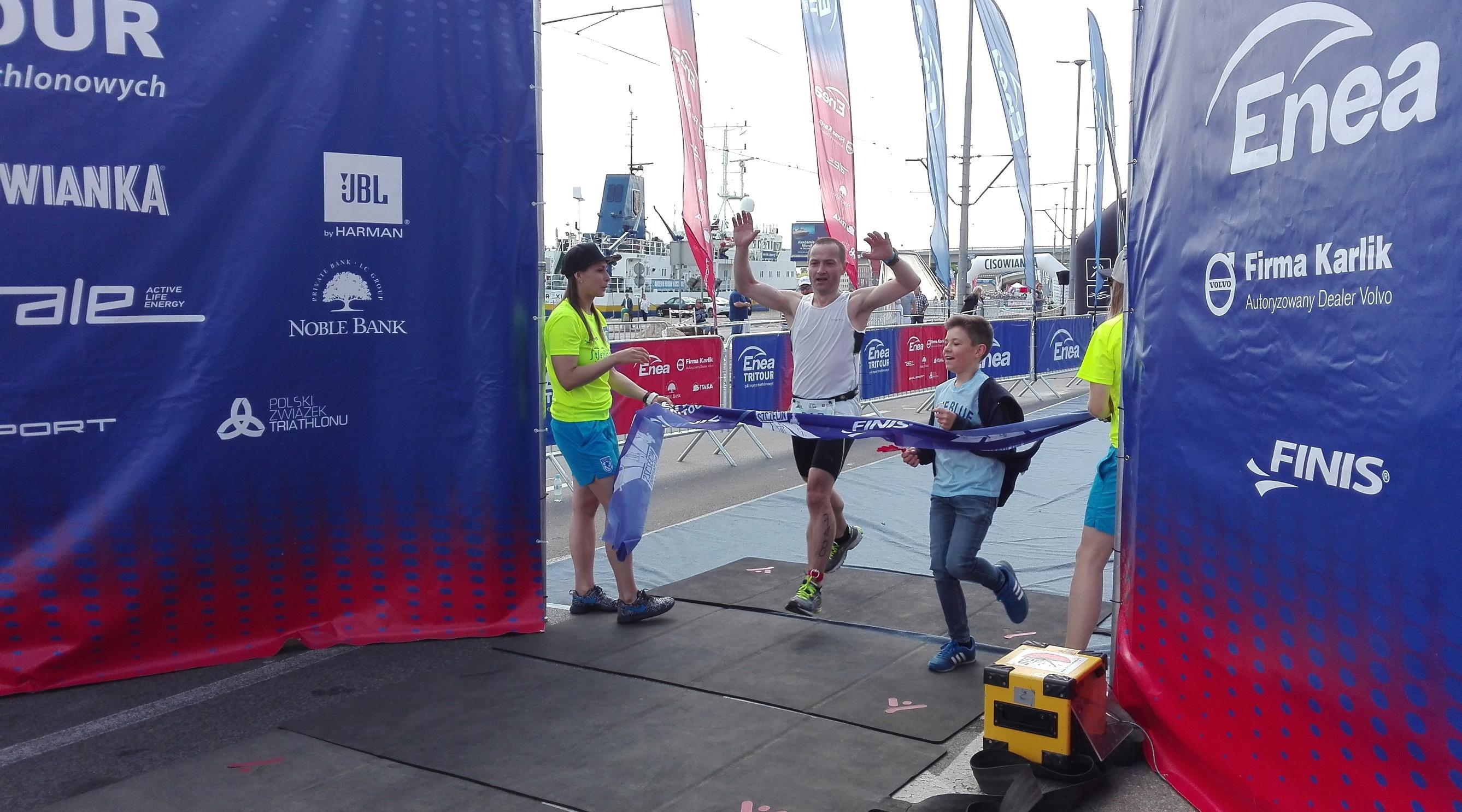 Szczecinianie pokochali triathlon
