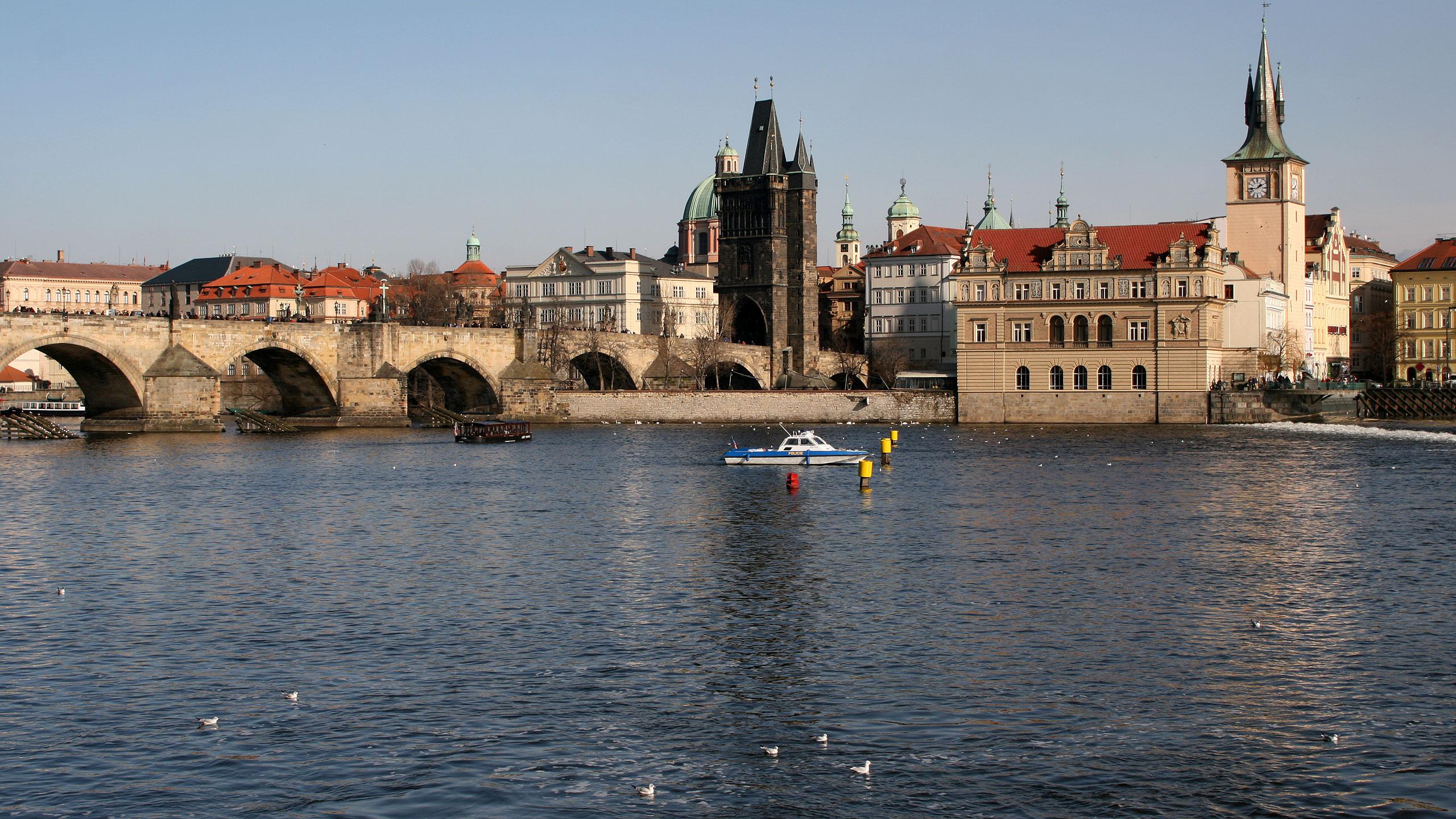 Most Karola – średniowieczne arcydzieło