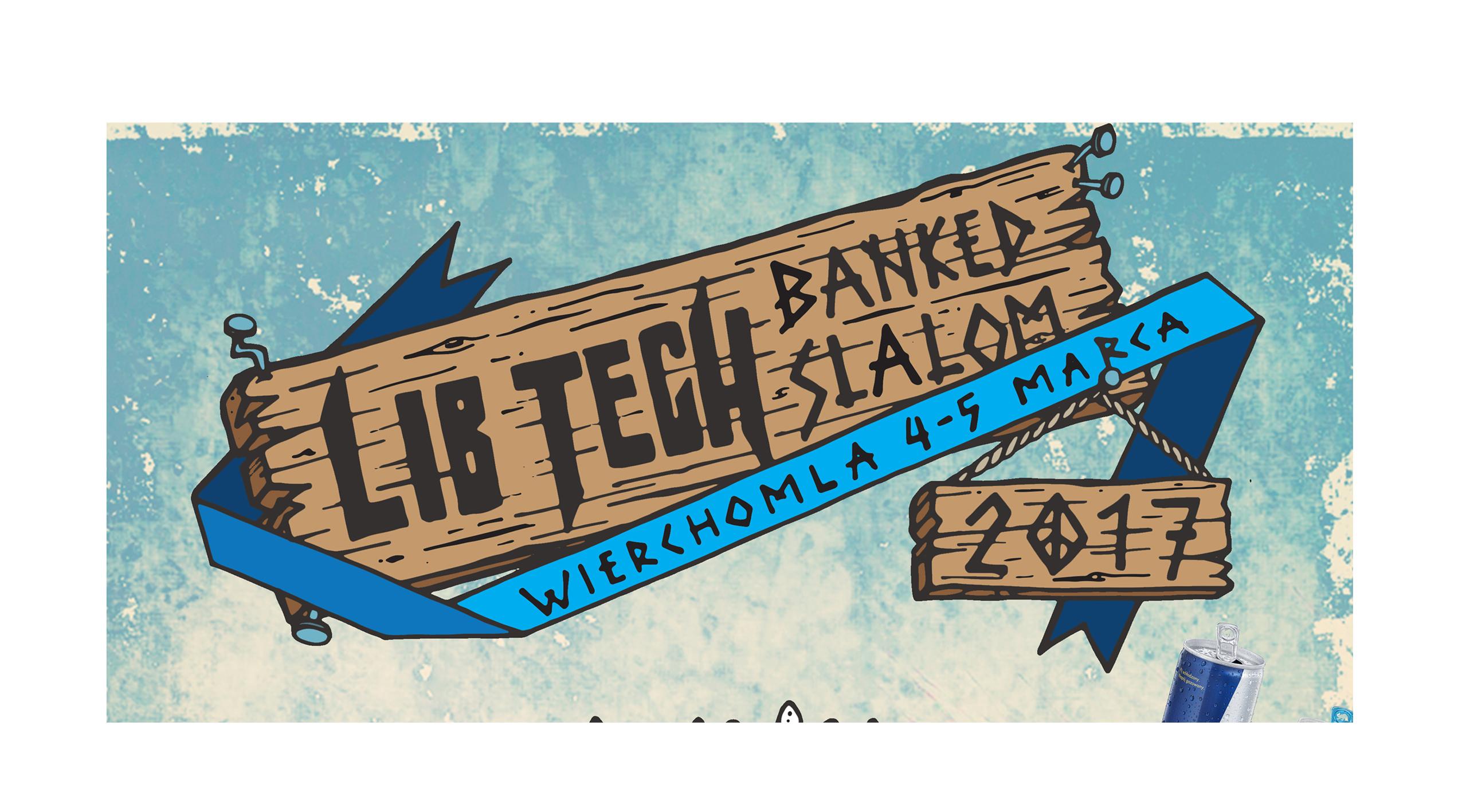 Lib Tech Banked Slalom już w tę sobotę w Dwóch Dolinach!