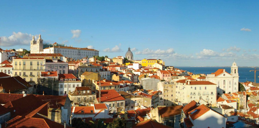 Lizbona wertykalna