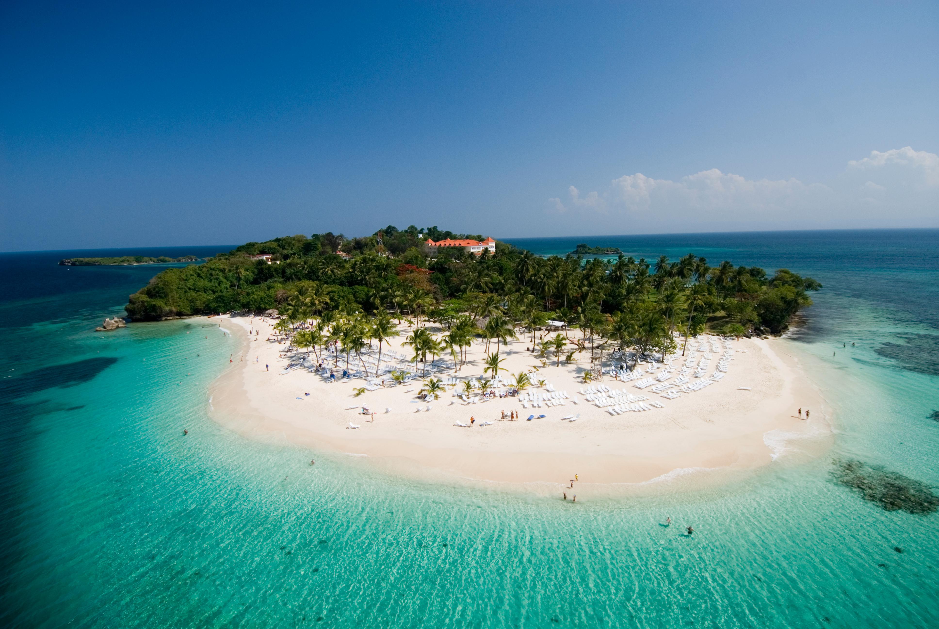 Rajskie plaże półwyspu Samana