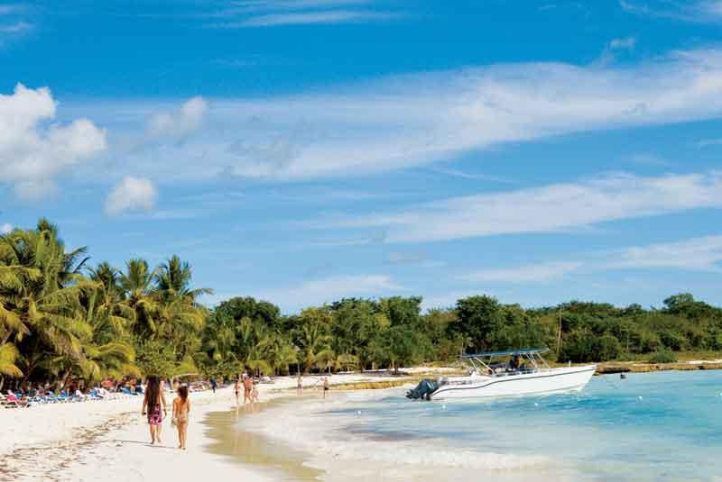 Republika Dominikany Karaibski raj dla aktywnych