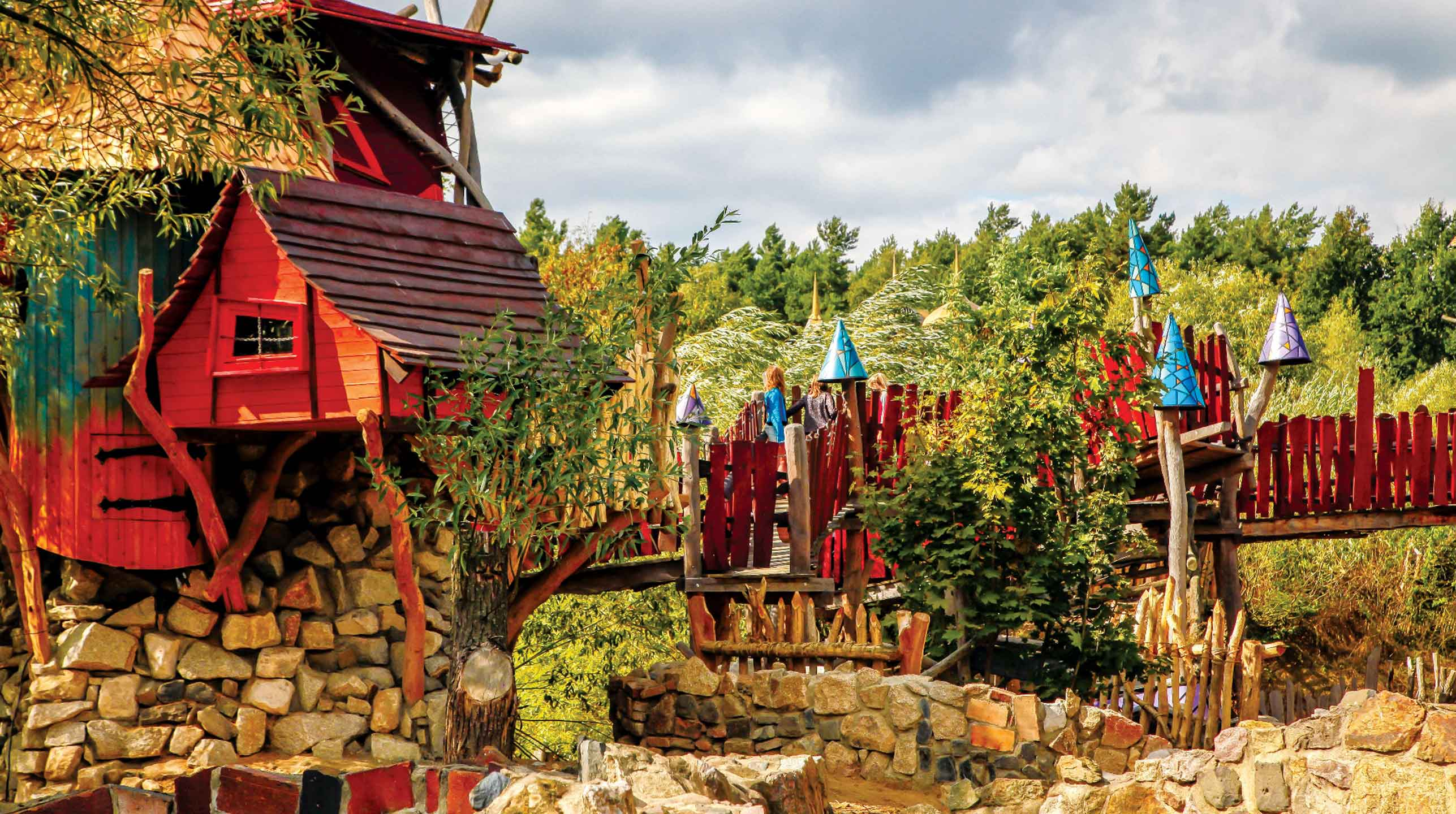 Kulturinsel  – Tajemnicza Kraina Turisede