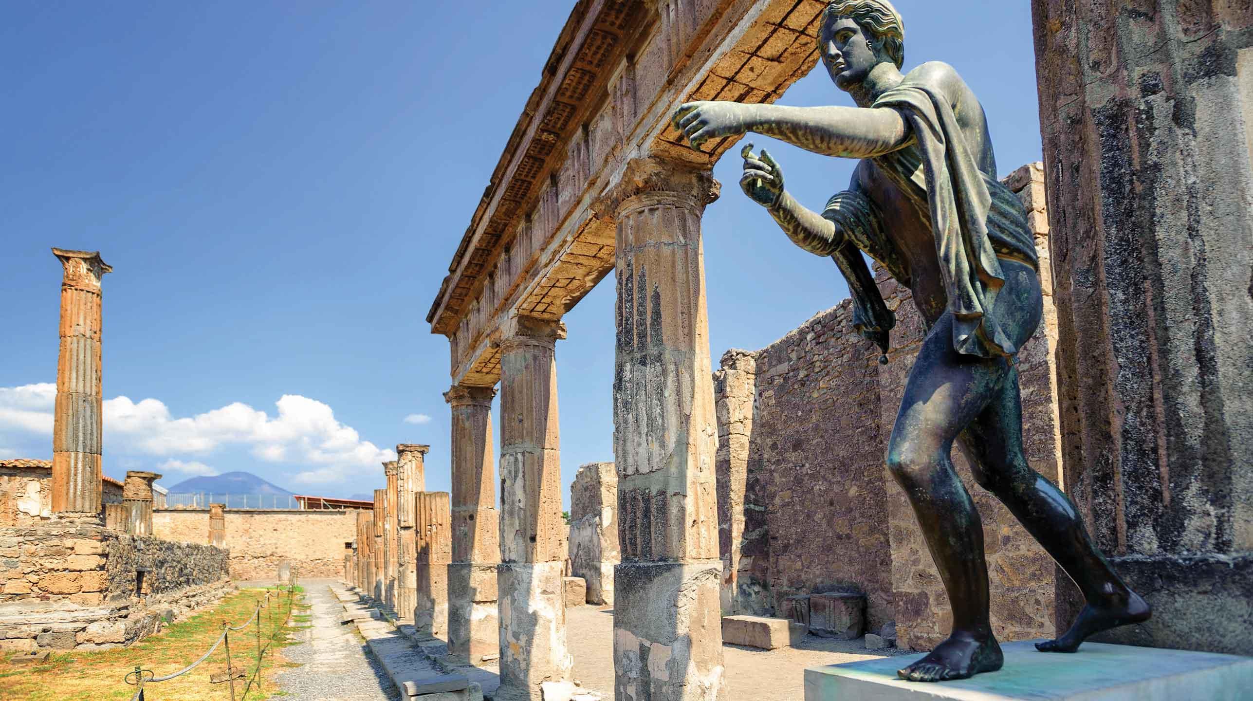 Seks i miłość  w Pompejach