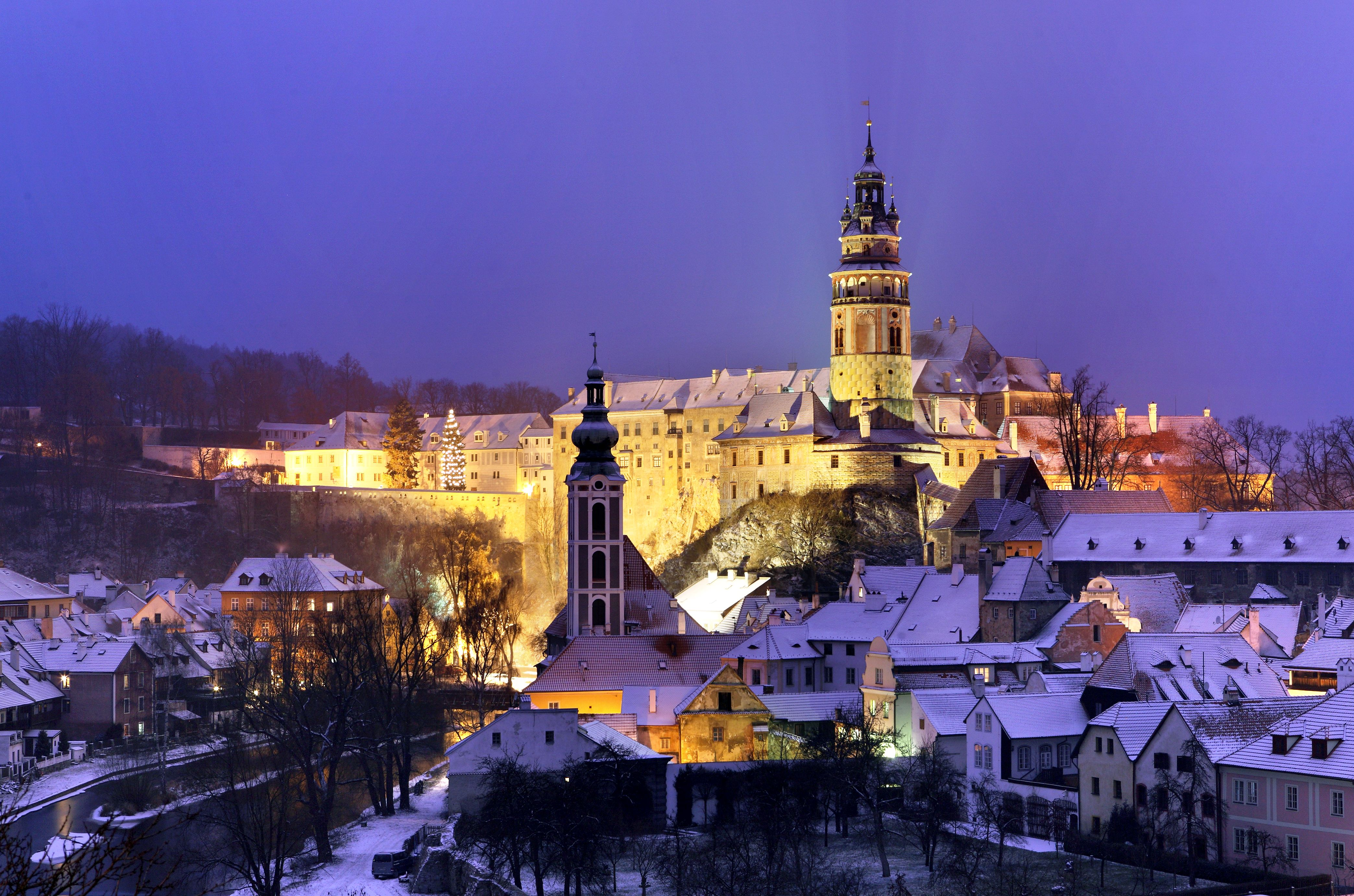 Czeskie zamki i pałace zapraszają na jarmarki świąteczne