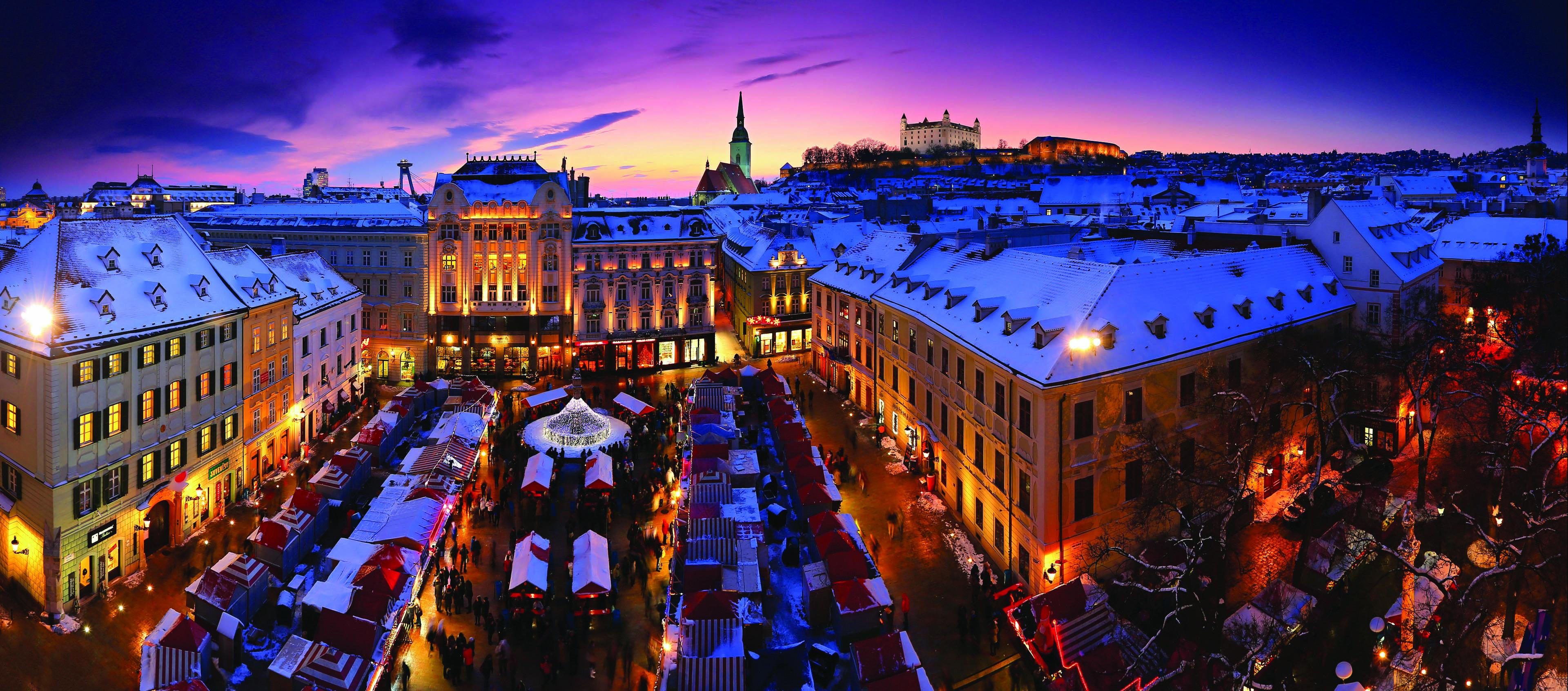 Słowacja w adwencie