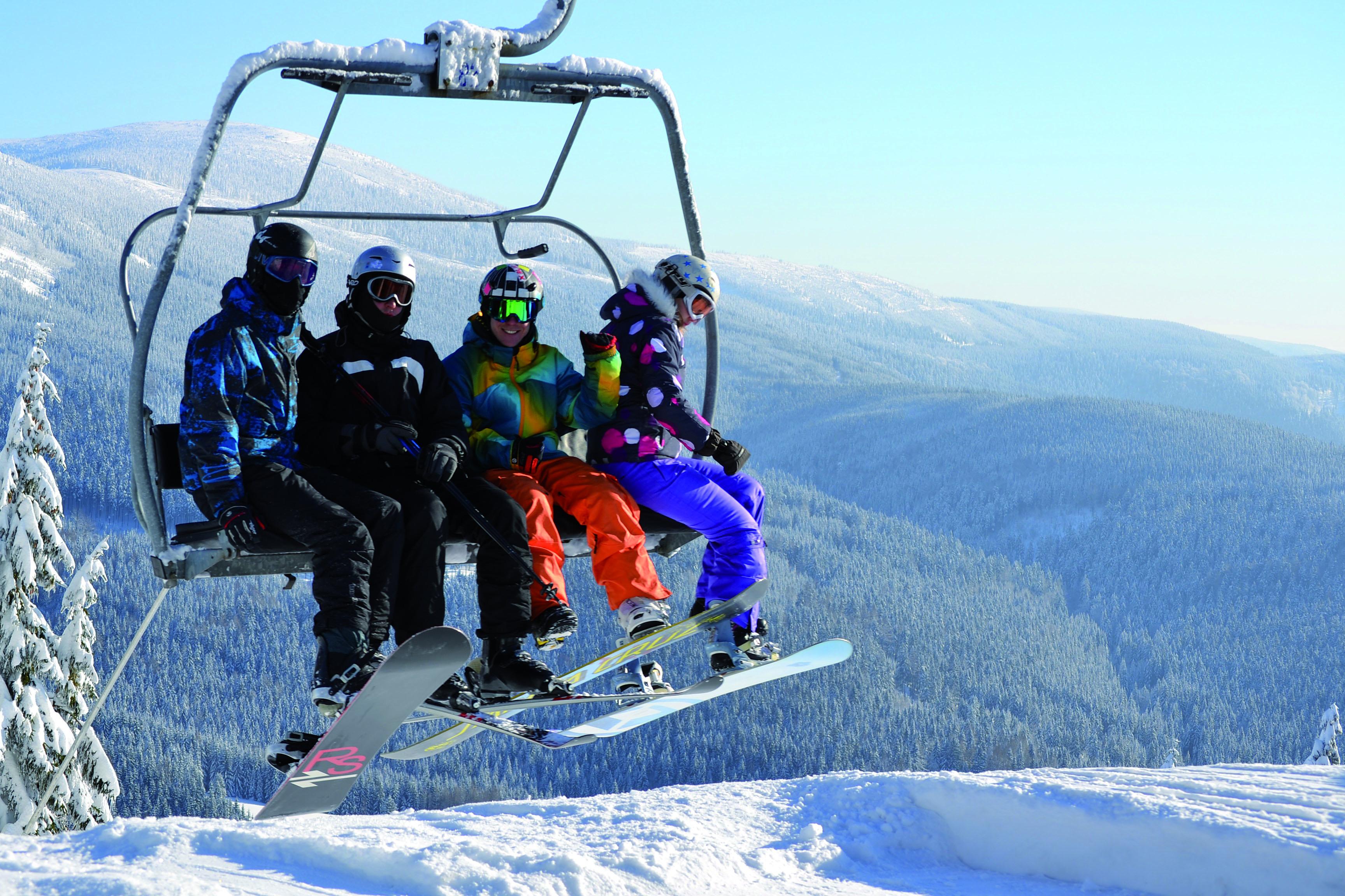 Inauguracja sezonu narciarskiego w Czechach