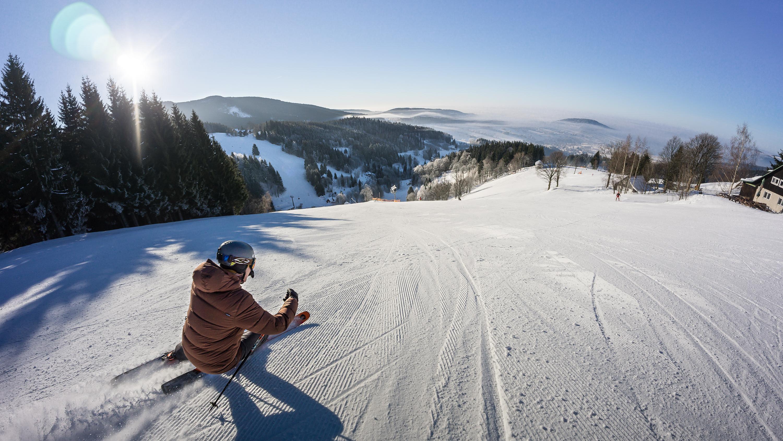 Rokytnice nad Jizerou – najdłuższe i najszersze stoki w Czechach