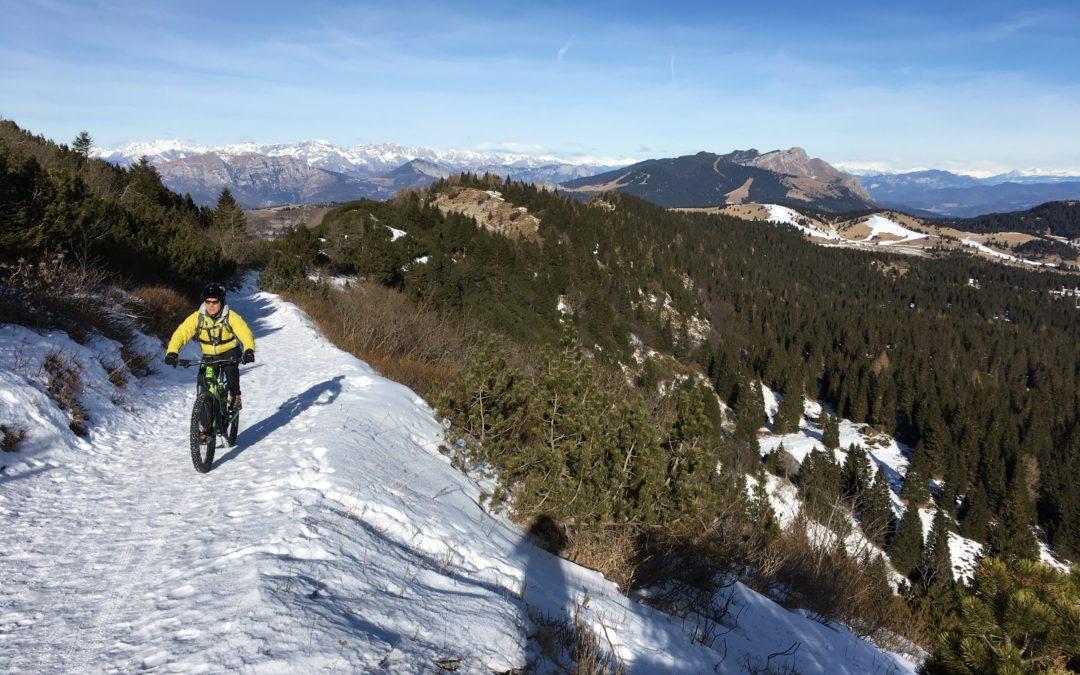 """""""Tłuszczakiem"""" na szczyt w Trentino"""
