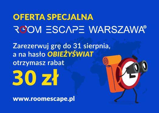 Escape Room Warszawa: historia magicznych zagadek